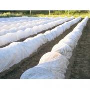 Агротекс'Пром 60 белого цвета с укрепленными краями.
