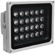 Прожектор СДО02-20 светодиодный серый дискрет IP65 ИЭК