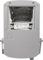 Прожектор газоразрядный LEADER UMS 150 для архитектурной подсветки IP65 Grey Световые Технологии