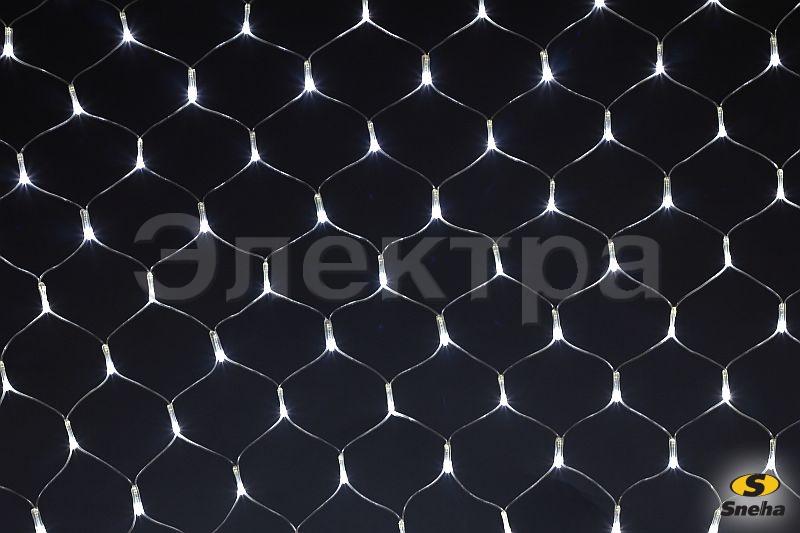 A-010 LED WT светодиодная сетка 1.5x2м 320LED