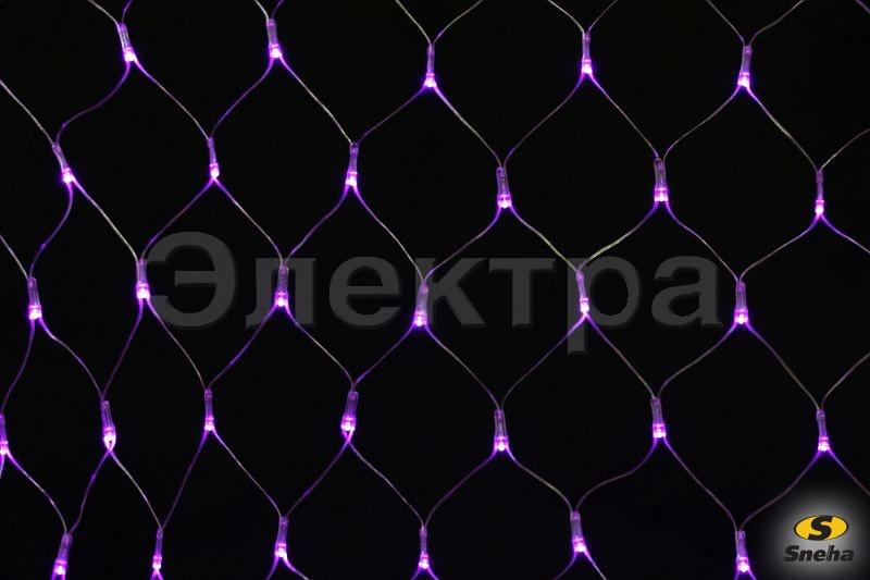 A-010 LED PP светодиодная сетка 1.5x2м 320LED