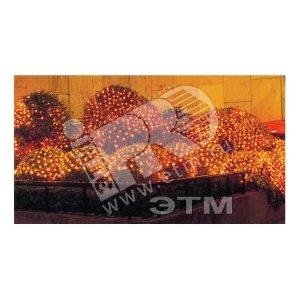 Гирлянда Сетка внутренняя 1.8х1.8м 300 микролам разноцветная