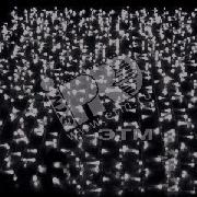 Электрогирлянда Занавес уличная 1425 микроламп 2.5х6м прозрачная