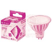 Лампа светодиодная LED 7вт 230в GU5.3