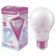 Лампа светодиодная LED 12вт Е27
