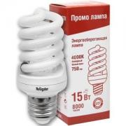 Лампа энергосберегающая КЛЛ 15/840 Е27 D42х103 спираль (94417 NCLP-SF)