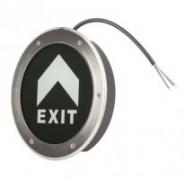 Указатель PL BL 1.0, эвакуационный, светодиодный. Размеры 210 x 35 мм