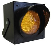 Светофор светодиодный односигнальный СС1