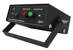 Пульт управления двухсекционным светофором ПУ12-2