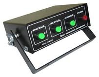 Пульт управления трехсекционным светофором ПУ12-3