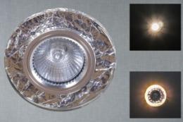 03967-9.0-001CT MR16+LED SV светильник точ.