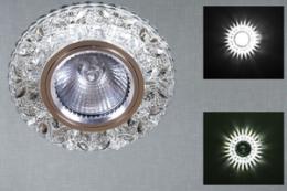 00501-9.0-001CN MR16+LED светильник точ.