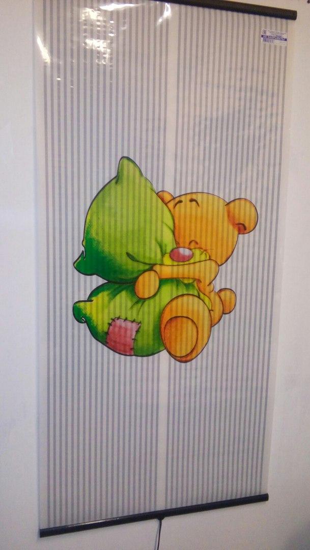 Обогреватель настенный Медвежонок
