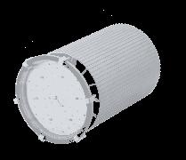 Взрывозащищенный светодиодный светильник Ex-ДСП (подвесной)