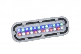 Светильник светодиодный архитектурный FWL 12-40-50-C120 RGBW