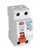 Устройство защитного отключения HIRC63 2PG2S0000C  2 полюса, от 16 до 63 A, 10mA